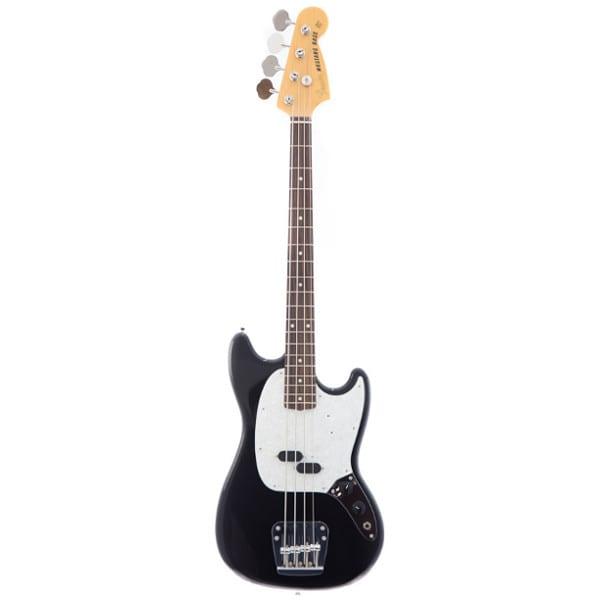 Fender Mustang MIJ RW Black